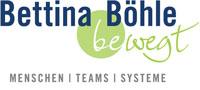 Logo Bettina Böhle bewegt Teams, Systeme, Menschen